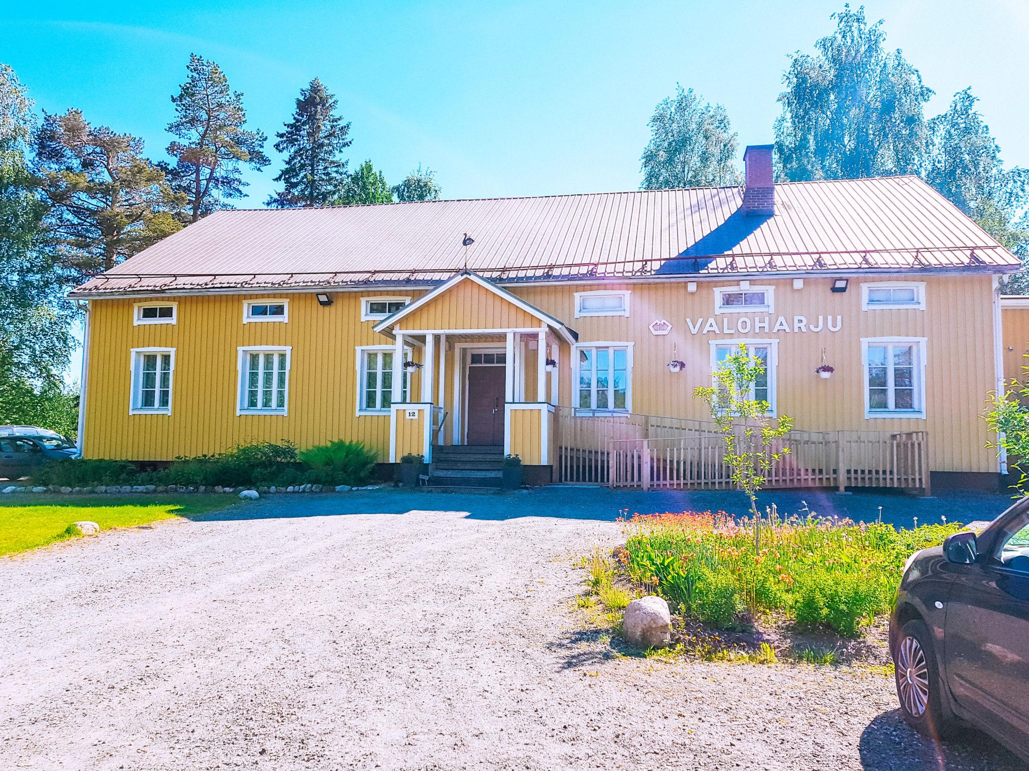 Valoharju Vehmasmäki, hääpaikka Kuopiossa