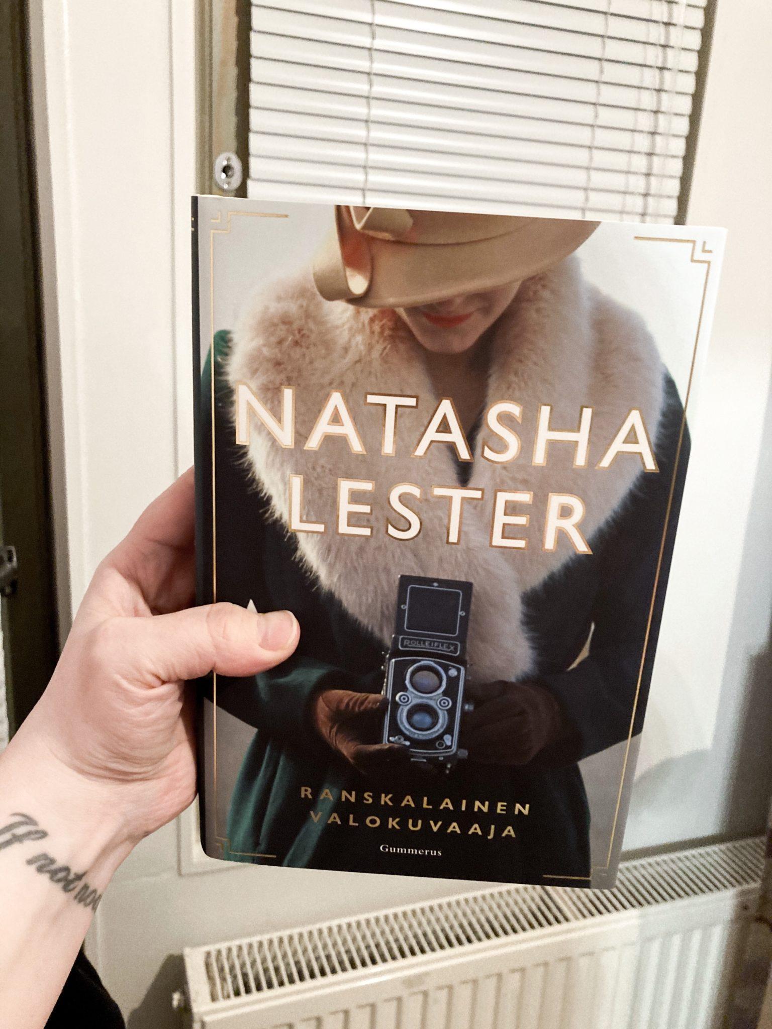 Natasha Lester Ranskalainen valokuvaaja