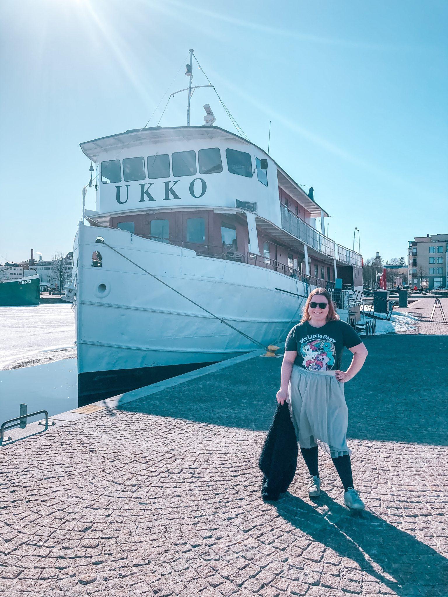 Kuopion matkustaja satama