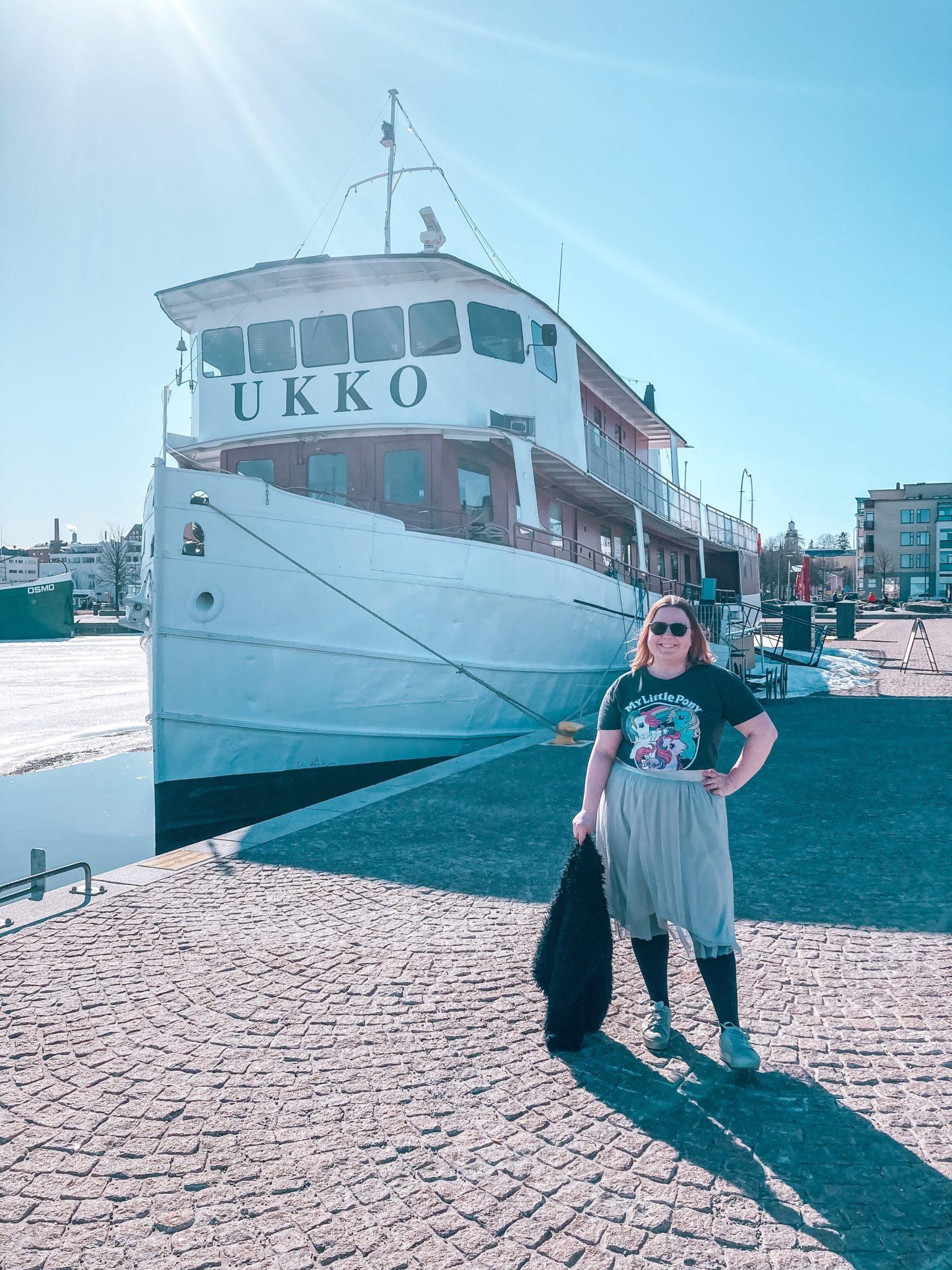 Kuopion matkustajasatama