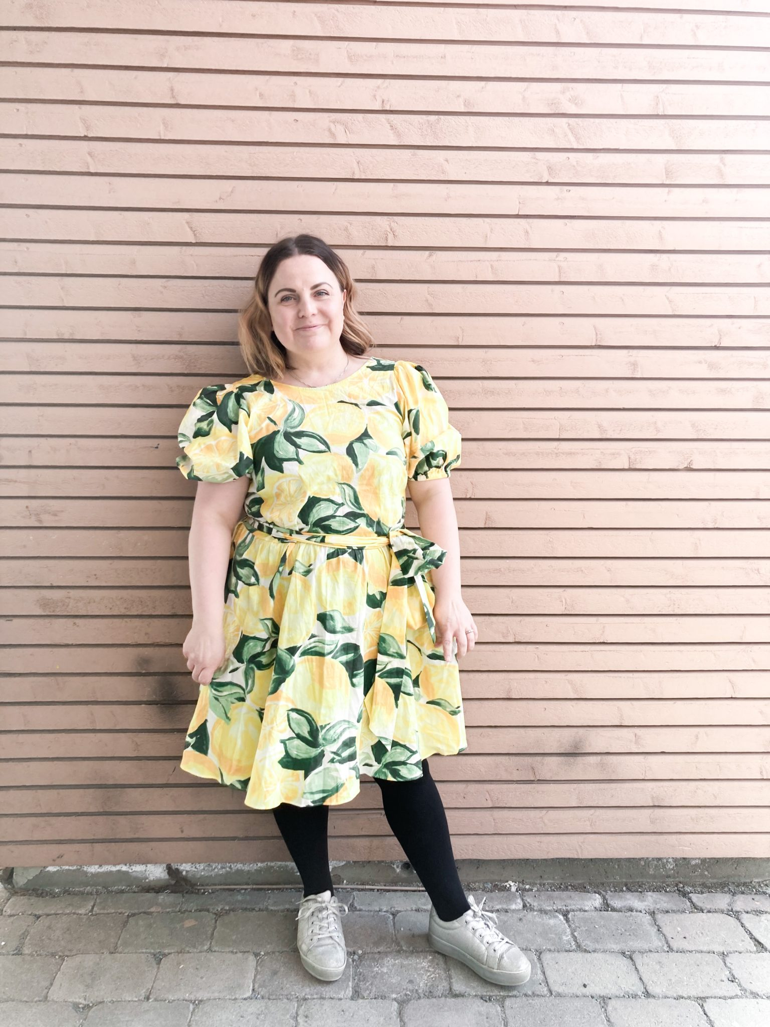 Viime kesän lempparein mekko