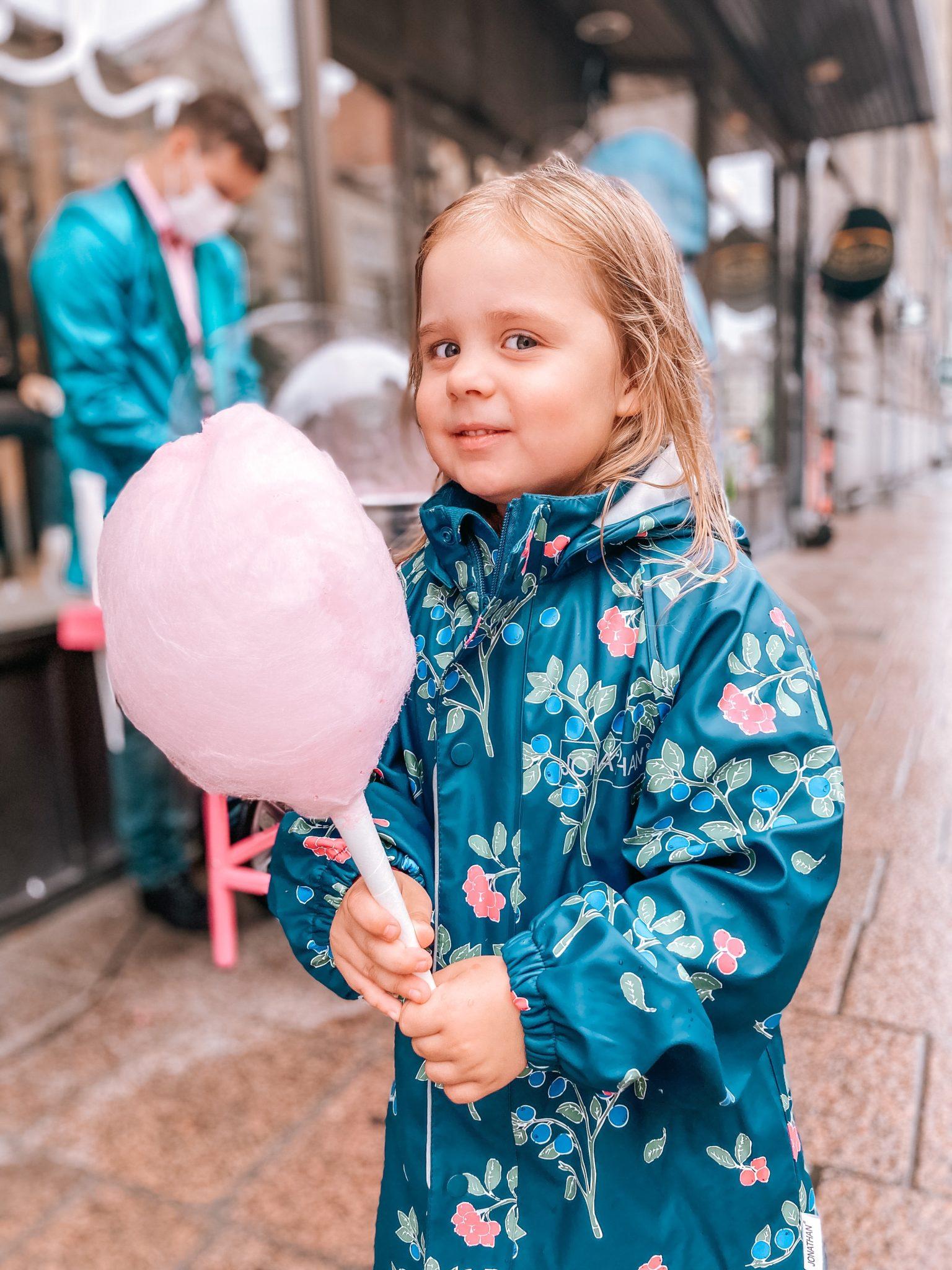 Tampereen pieni lelukauppa
